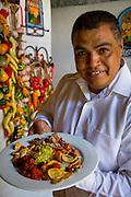 Rio San Pedro Restaurant, Tlaquepaque, Guadalajara, Jalisco, Mexico