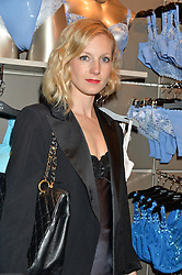 SAVANNAH MILLER  at the Rigby & Peller 'The Art of Lingerie' party held at their store at 2 Hans Road, London on 3rd June 2015.