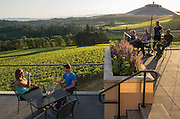 Willamette Valley Vineyards tasting room, Oregon
