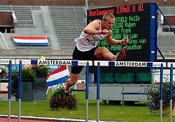 30-06-2007 ATLETIEK: NK OUTDOOR: AMSTERDAM<br /> Pelle Rietveld<br /> ©2007-WWW.FOTOHOOGENDOORN.NL