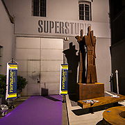 FuoriSalone2010 Zona Tortona: ingresso Superstudio in via Forcella<br /> <br /> Superstudio entrance in Forcella street