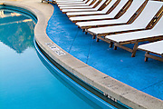 Fine art photography of swimming pool at Club Med in Florida