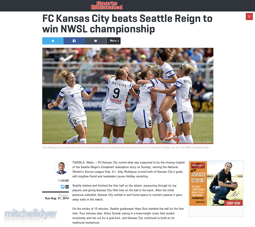 SI Clip from NWSL