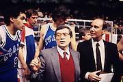 Qualificazioni Mondiali Spagna 1986 Italia-Germania<br /> bianchini, brunamonti, blasoni, villalta