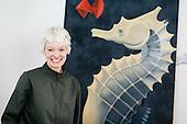 Bronner Residency Exhibition - Pressebilder Visiting Atelier Angela Fette