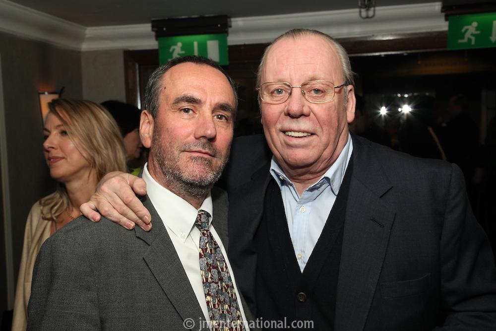David Munns and Willie Robertson