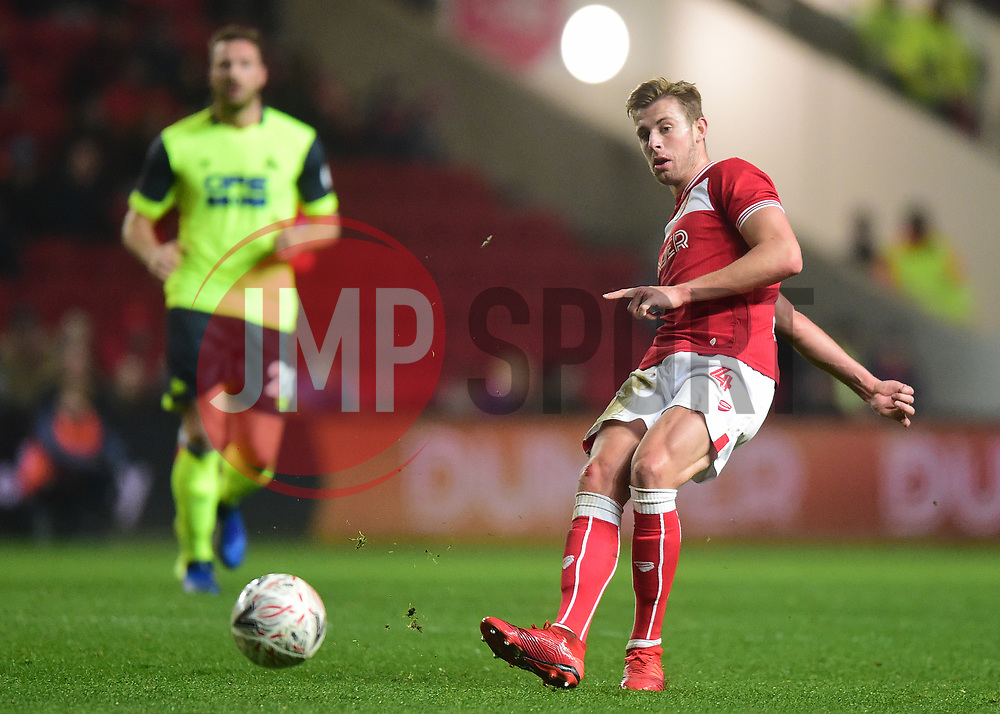 Adam Webster of Bristol City - Mandatory by-line: Alex James/JMP - 05/01/2019 - FOOTBALL - Ashton Gate Stadium - Bristol, England - Bristol City v Huddersfield Town - Emirates FA Cup third round proper