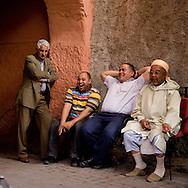 Morocco, Marrakech, souk, bazar , market in the center of the medina, old city // les souks , marche couvert dans le centre de la Medina, dans la vielle ville