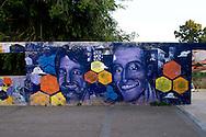 Roma 8 Giugno 2013<br /> Manifestazione a sostegno della famiglia di Stefano Cucchi al quartiere Tor Pignattara.<br /> Il murales dedicato a Stefano Cucchi<br /> Rally in support of Stefano Cucchi's Family