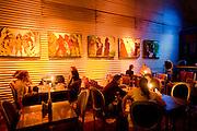 Belo Horizonte_MG, Brasil...Bar localizado na Avenida Getulio Vargas no bairro Savassi em Belo Horizonte, Minas Gerais. ..A bar located at Getulio Vargas avenue in Savassi neighborhood in Belo Horizonte, Minas Gerais...Foto: JOAO MARCOS ROSA / NITRO