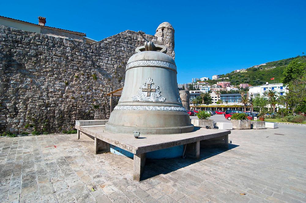 Altstadt von Budva, Montenegro, Balkan*Old town of Budva, Montenegro, Balkans