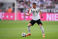 FUSSBALL  INTERNATIONAL TESTSPIEL  IN LEVERKUSEN Deutschland -  Saudi-Arabien              08.06.2018 Julian Draxler (Deutschland)