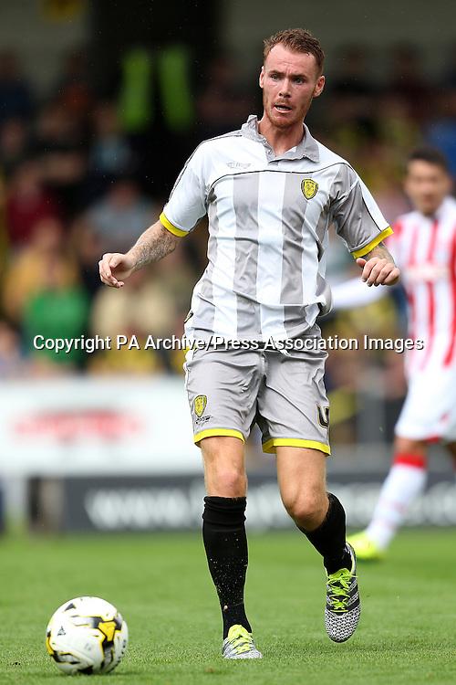 Tom Naylor, Burton Albion