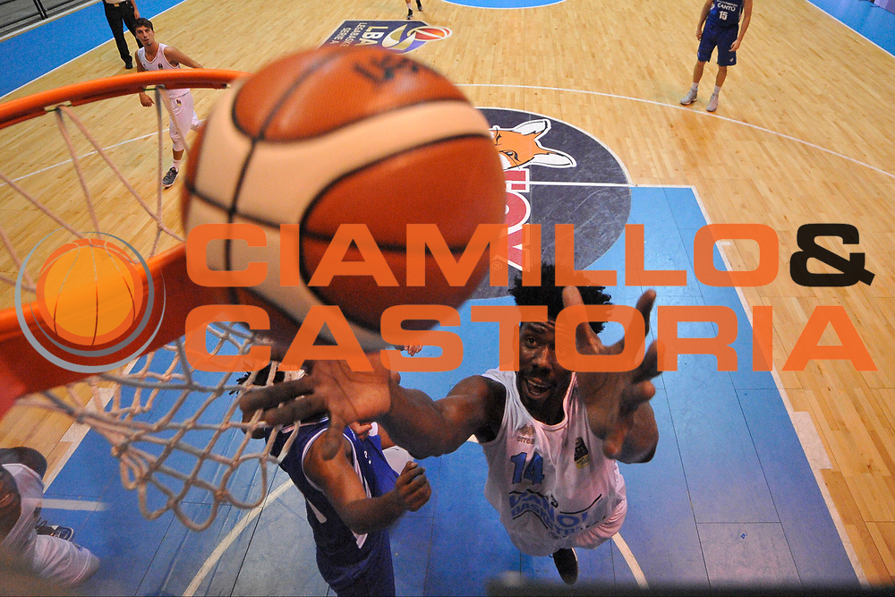 Sims Henry<br /> Desio, 09/09/2017<br /> Trofeo Lombardia<br /> Precampionato Lega Basket Serie A<br /> Pallacanestro Cantu' - Guerino Vanoli Cremona<br /> Foto: M.Ozbot /Ciamillo Castoria