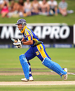 CAPE TOWN, SOUTH AFRICA - 22 February 2008, Henry Davids makes another run during the MTN Domestic Championship match between the Nashua Cape Cobras and the Nashua Dolphins held at Sahara Park, Newlands Stadium in Cape Town, South Africa...Photo by Ron Gaunt/SPORTZPICS