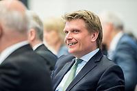 """24 APR 2017, BERLIN/GERMANY:<br /> Thomas Bareiss, MdB, CDU, Energiebeauftragter der CDU/CSU-BT-Fraktion, 9. Energiepolitischer Dialog der CDU/CSU-Fraktion im Deutschen Bundestag """"Spannungsfeld Energiewende - Die Energiewende wirtschaftlich gestalten"""", Fraktionssitzungssaal, Deutscher Bundestag<br /> IMAGE: 20170424-01-065<br /> KEYWORDS: Thomas Bareiß"""