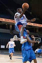 PF Olu Ashaolu (Humble, TX / Christian Life).  The National Basketball Players Association held a camp for the Top 100 high school basketball prospects at the John Paul Jones Arena at the University of Virginia in Charlottesville, VA from June 20, 2007 through June 23, 2007.