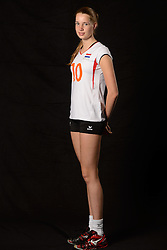28-06-2013 VOLLEYBAL: NEDERLANDS MEISJES VOLLEYBALTEAM: ARNHEM <br /> Selectie Jeugd Oranje meisjes seizoen 2013-2014 / Nicole Oude Luttikhuis<br /> ©2013-FotoHoogendoorn.nl