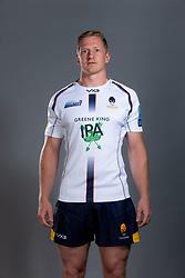 Scott van Breda of Worcester Warriors - Mandatory by-line: Robbie Stephenson/JMP - 21/08/2019 - RUGBY - Sixways Stadium - Worcester, England - Worcester Warriors Media Day
