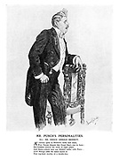Mr Punch's Personalities. XLI. - Mr Enoch Arnold Bennett.