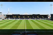 General view of Meadow Lane, home to Notts County FC during the EFL Sky Bet League 2 match between Notts County and Luton Town at Meadow Lane, Nottingham, England on 5 May 2018. Picture by Jon Hobley.