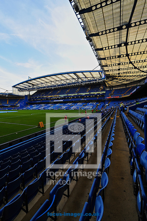 Picture by Ian Wadkins/Focus Images Ltd +44 7877 568959<br /> 21/08/2013<br /> General view of Stamford Bridge stadium ahead of the Barclays Premier League match at Stamford Bridge, London.