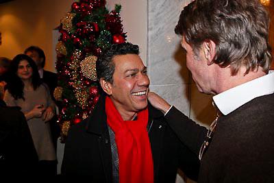 NLD/Amsterdam/20081218 - Premiere Wereldkerstcircus 2008, Frank Sanders