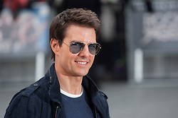 © licensed to London News Pictures. London, UK 10/06/2012. Tom Cruise attending to European premiere of Rock of Ages today in Leicester Square (10/06/12). Photo credit: Tolga Akmen/LNP