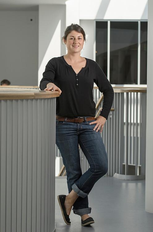 Lena Veit, UCSF San Francisco, CA | bild der wissenschaft Magazine (Germany)