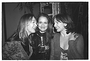 MRS. JOHN HEATHER, ISOBEL GOLDSMITH, DORIT MOUSSAIEFF, Baron steven Bentinch deconstruction party. 1997