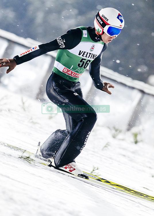 February 8, 2019 - Lahti, Finland - Kamil Stoch participates in FIS Ski Jumping World Cup Large Hill Individual training at Lahti Ski Games in Lahti, Finland on 8 February 2019. (Credit Image: © Antti Yrjonen/NurPhoto via ZUMA Press)
