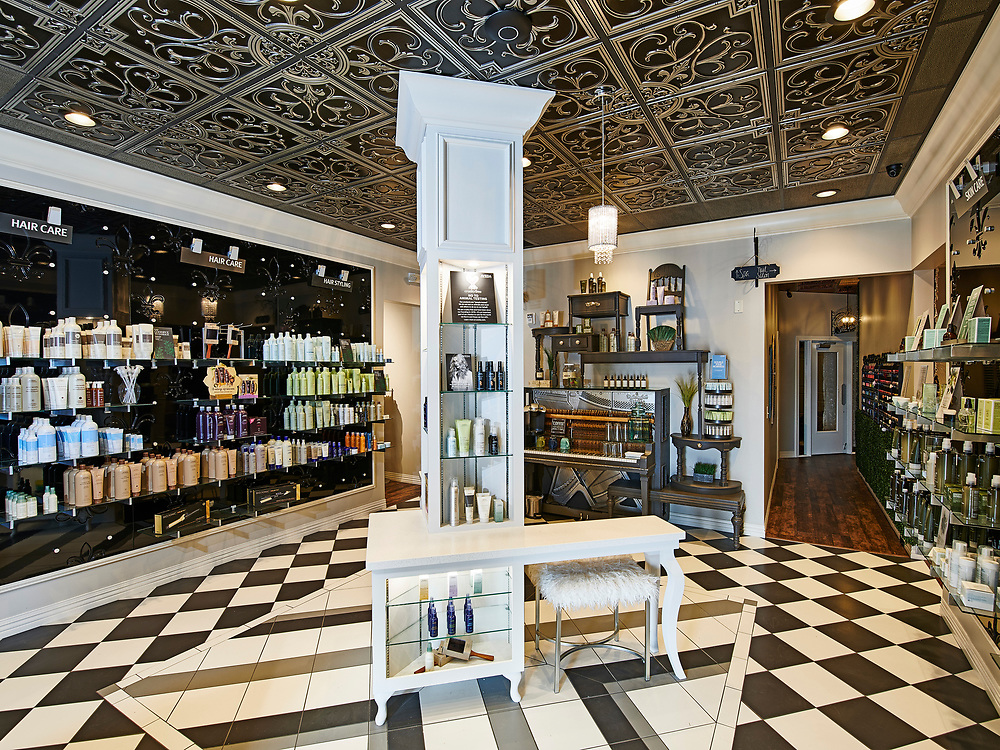 Five Senses Spa, Salon, Barbershop