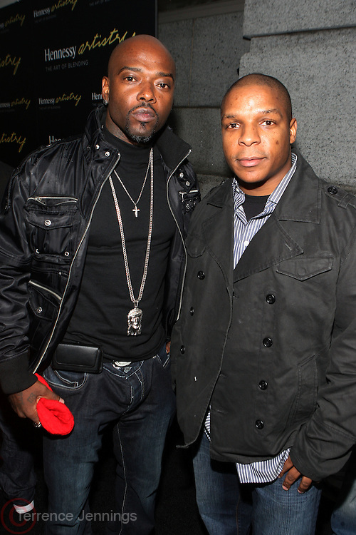 14 October 2010- New York, NY- Naughty by Nature at the The Hennessy Artistry Hale Event held at Cipriani Wall Street on October 14, 2010 in New York City. ..Hennessy Artistry 2010 wraps up in MYC, the last stop on the five-city tour of exclusive events featuring an eclectic mix of musical acts.