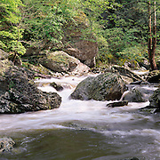 Little River Cascade, Great Smoky Mountians National Park