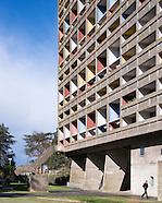 Maison radieuse (Cité radieuse de Rezé) - Le Corbusier