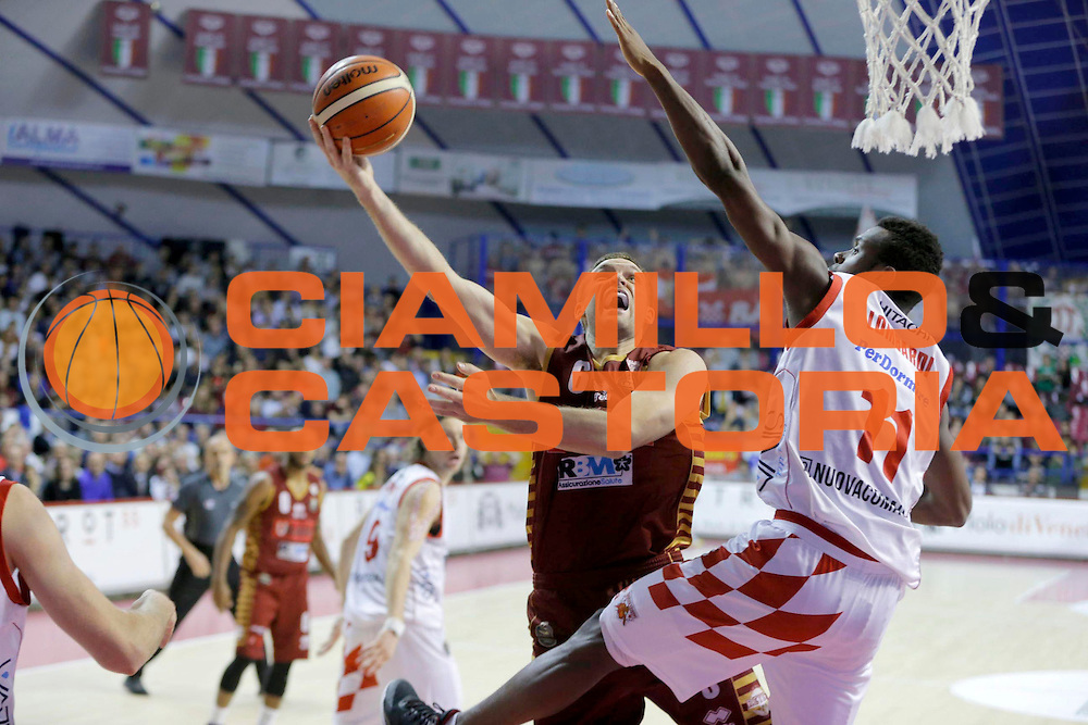 Michael Bramos<br /> Umana Reyer Venezia - The Flexx Pistoia<br /> Lega Basket Serie A 2016/2017<br /> Venezia 13/11/2016<br /> Foto Ciamillo-Castoria