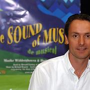 Perspresentatie musical Sound of Music, cast, Hugo Haenen