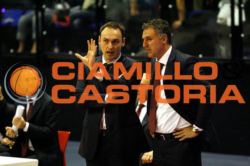 DESCRIZIONE : Biella Lega A 2009-10 Angelico Biella Benetton Treviso<br /> GIOCATORE : Luca Bechi<br /> SQUADRA : Angelico Biella<br /> EVENTO : Campionato Lega A 2009-2010<br /> GARA : Angelico Biella Benetton Treviso<br /> DATA : 05/12/2009<br /> CATEGORIA : coach<br /> SPORT : Pallacanestro<br /> AUTORE : Agenzia Ciamillo-Castoria/E.Pozzo<br /> Galleria : Lega Basket A 2009-2010<br /> Fotonotizia : Biella Campionato Italiano Lega A 2009-2010 Angelico Biella Benetton Treviso<br /> Predefinita :