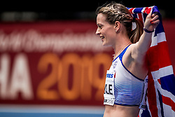 03-03-2018 GBR: World Indoor Championships Athletics day 3, Birmingham<br /> Eilidh Doyle GBR