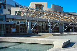The Scottish Parliament, Holyrood, Edinburgh, Scotland<br /> <br /> (c) Andrew Wilson | Edinburgh Elite media