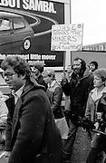 1982 Yorkshire Miner's Gala. Doncaster