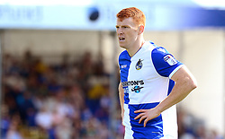 Rory Gaffney of Bristol Rovers - Mandatory by-line: Dougie Allward/JMP - 26/08/2017 - FOOTBALL - Memorial Stadium - Bristol, England - Bristol Rovers v Fleetwood Town - Sky Bet League One