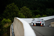 July 27-30, 2017 -  Total 24 Hours of Spa, Audi Sport Team ISR, Pierre Kaffer, Frank Stippler, Kelvin van der Linde, Audi R8 LMS