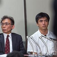 Masaki Osaka  first Trial