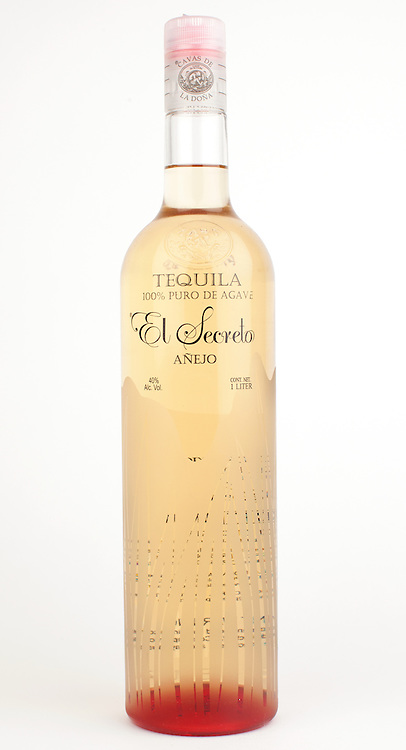 El Secreto anejo -- Image originally appeared in the Tequila Matchmaker: http://tequilamatchmaker.com