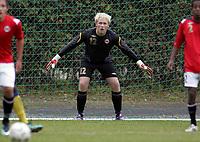 Fotball<br /> Landskamp G15<br /> Sverige v Norge 0:3<br /> Arvika<br /> 23.09.2010<br /> Foto: Morten Olsen, Digitalsport<br /> <br /> Bjørn Håkon Elgen Semb  -  Storm