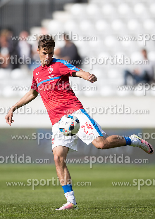 01.06.2016, Tivoli Stadion, Innsbruck, AUT, Testspiel, Tschechien vs Russland, im Bild Patrik Schick (CZE) // Patrik Schick (CZE) during the International Friendly Match between Czech Republic and Russia at the Tivoli Stadion in Innsbruck, Austria on 2016/06/01. EXPA Pictures © 2016, PhotoCredit: EXPA/ Johann Groder