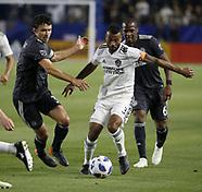 Atlanta United vs Los Angeles Galaxy - 21 April 2018