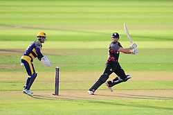 James Hildreth of Somerset in action.  - Mandatory by-line: Alex Davidson/JMP - 22/07/2016 - CRICKET - Th SSE Swalec Stadium - Cardiff, United Kingdom - Glamorgan v Somerset - NatWest T20 Blast