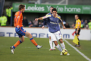 Peter Whittingham of Cardiff City. FA Cup, 3rd round match, Cardiff City v Reading at Ninian Park, Cardiff on Sat 3rd Jan 2009. .pic by Andrew Orchard, Andrew Orchard sports photography